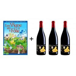 La BD La Vigne en Folie, et...