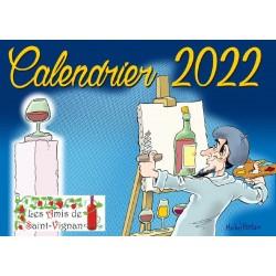 Calendrier 2022, Les Amis...